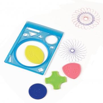 Mandala-Designer (60 Stück/Einheit)